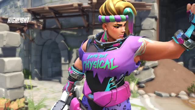 Watch zarya highlight 1212 17-12-12 16-28-19 GIF by @casualfolami on Gfycat. Discover more related GIFs on Gfycat