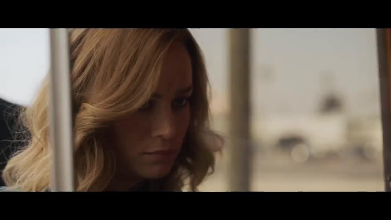 marvel studios' captain marvel - official trailer gif | find, make