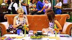 Watch and share Friends Rewatch GIFs and Phoebe Buffay GIFs on Gfycat