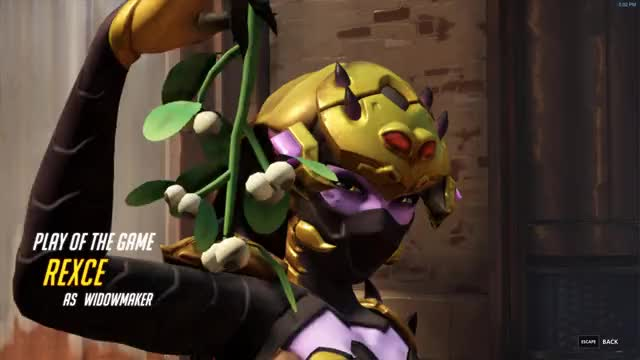 Watch and share Widowmaker GIFs and Overwatch GIFs by Rexce on Gfycat