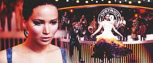 Watch and share Jennifer Lawrence GIFs and Katniss Everdeen GIFs on Gfycat