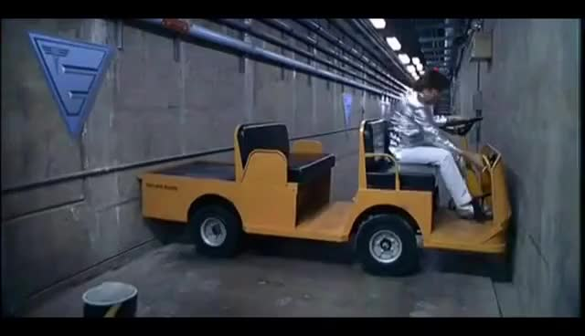 Watch and share Austin Powers - 3 Point Turn / Maneuvering / Parking Scene GIFs on Gfycat