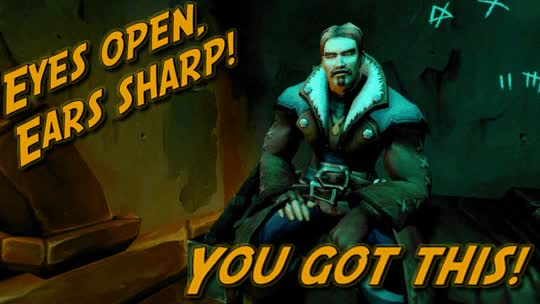 Watch and share World Of Warcraft GIFs and Flynn Fairwind GIFs by Jordan Frost on Gfycat