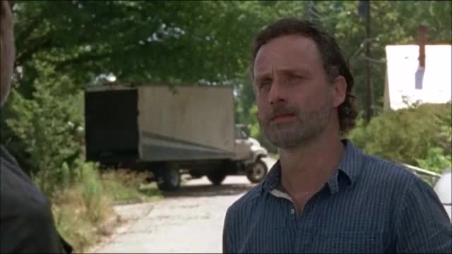 Watch The Walking Dead season 7 ep4 GIF by Reaction GIFs (@sypher0115) on Gfycat. Discover more Andrew Lincoln, thewalkingdeadseason7ep4, twd, twds7ep4 GIFs on Gfycat