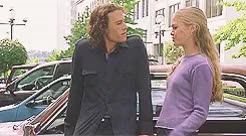 Watch Girl Almighty GIF on Gfycat. Discover more **, 10 things i hate about you, favemov, favourite movies, heath ledger, julia stiles GIFs on Gfycat