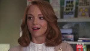 Watch this trending GIF on Gfycat. Discover more jayma mays GIFs on Gfycat