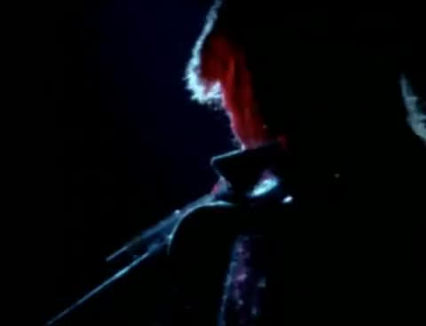 Bowie tears up