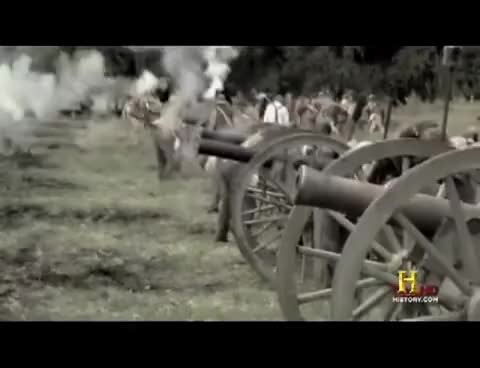 Watch and share Gettysburg GIFs and Cannon GIFs on Gfycat