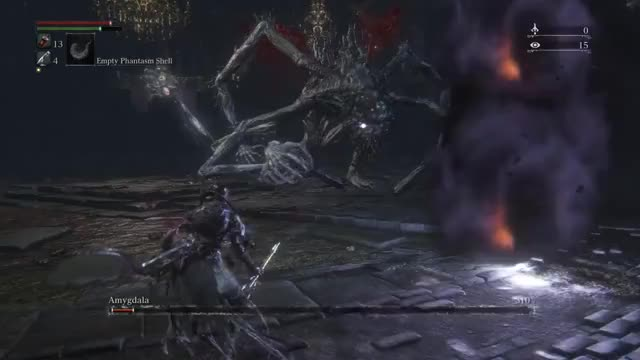 Watch and share Bloodborne GIFs by anorlondoarchers on Gfycat