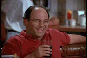 Watch this george costanza GIF on Gfycat. Discover more celebs, george costanza, jason alexander, seinfeld, wink GIFs on Gfycat