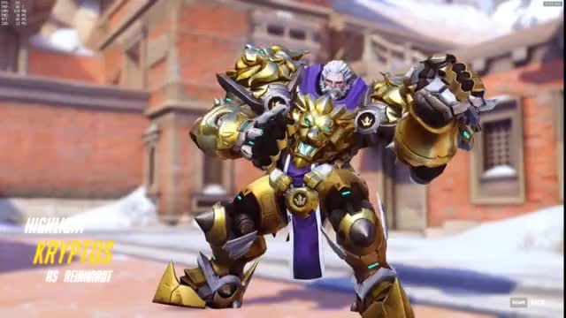 Watch and share Overwatch GIFs by Nick Dansby on Gfycat