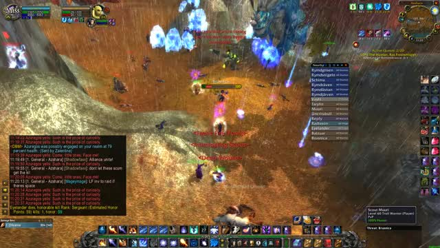 Watch and share World Of Warcraft - Classic 2019.12.02 - 11.21.11.03.DVR GIFs by drweavil on Gfycat