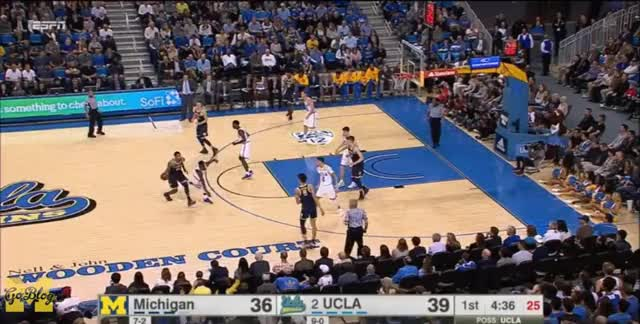Watch and share Duncan Robinson GIFs and Basketball GIFs by MGoBlog on Gfycat