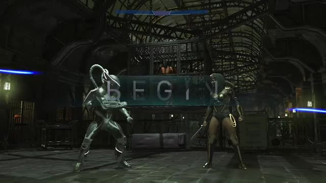 Watch and share Injustice2 GIFs and Darkid94 GIFs by Gamer DVR on Gfycat
