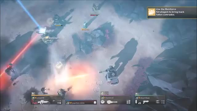 Watch Helldivers GIF on Gfycat. Discover more related GIFs on Gfycat