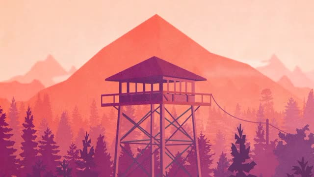 Watch and share Firewatch GIFs by akaast on Gfycat
