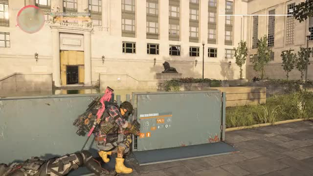 Watch and share Tom Clancy's The Division 2 2019.04.12 - 00.00.31.132.DVR GIFs by Astrocat on Gfycat