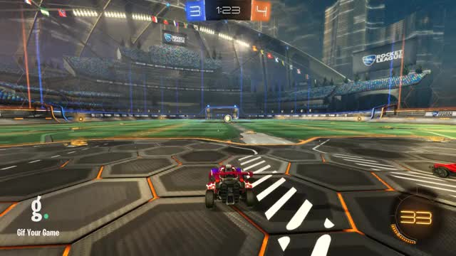 Watch Goal 8: Matthias \O/ GIF by Gif Your Game (@gifyourgame) on Gfycat. Discover more FannoF ^-^, Gif Your Game, GifYourGame, Goal, Rocket League, RocketLeague GIFs on Gfycat