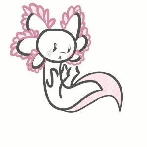 Watch and share Axolotl GIFs on Gfycat