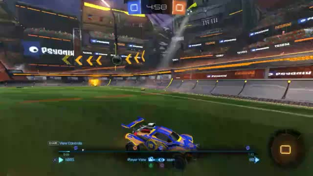 Watch and share Rocket League GIFs by circuitdude on Gfycat