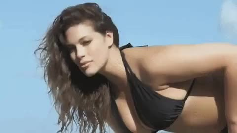 Watch and share Ashley Graham GIFs and Nude GIFs by Reactions on Gfycat