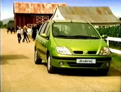 Watch and share Renault Scénic 1999 GIFs on Gfycat