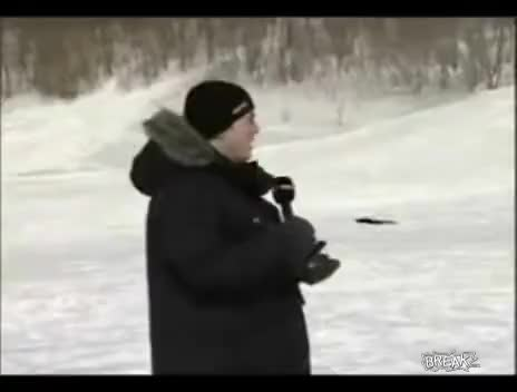 Watch Reporter Owned GIF on Gfycat. Discover more owned, reporter, sled, snow GIFs on Gfycat
