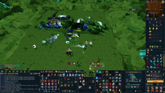 Watch and share RuneScape 2019-07-24 01-20-14 GIFs on Gfycat