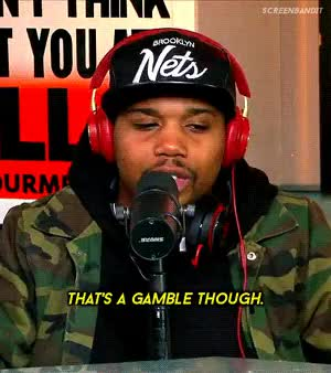 Watch and share The Hype Is Real GIFs and Charles Hamilton GIFs on Gfycat