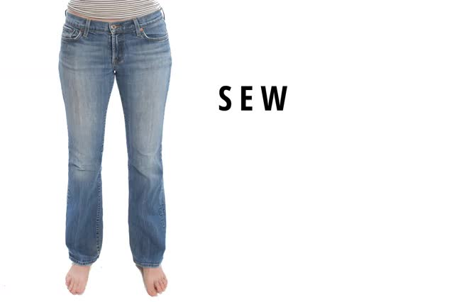 Watch and share Indiesew.com | Sew Your Favorite Jeans GIFs on Gfycat