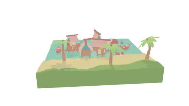 Watch and share Fishing Village 1.0230 GIFs on Gfycat