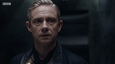 martin freeman, mycroft goldfish GIFs