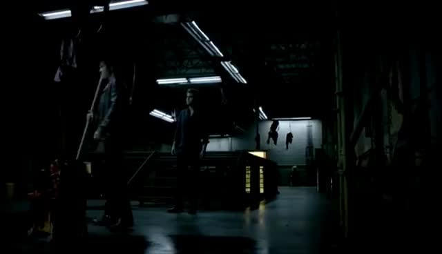 The Originals, The Vampire Diaries, The Vampire Diaries Stefan Stabs Damon GIFs