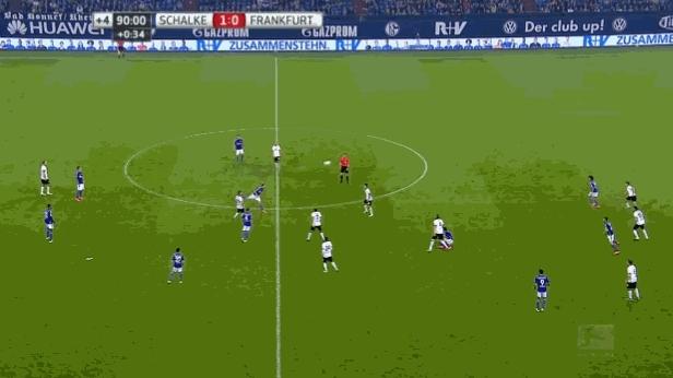 mcfc, soccer, Sane goal vs. Frankfurt GIFs