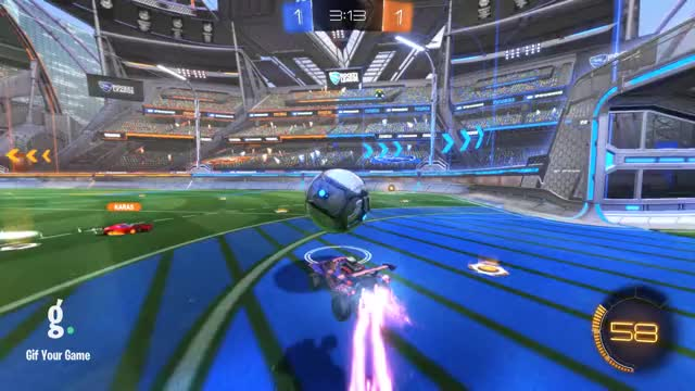 Watch Goal 3: Oe | Boris ^-^ GIF by Gif Your Game (@gifyourgame) on Gfycat. Discover more Gif Your Game, GifYourGame, Goal, Oe | Boris ^-^, Rocket League, RocketLeague GIFs on Gfycat