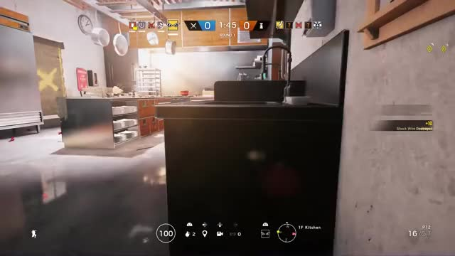 Thicc IQ Plays (IQ, Jäger and Bandit Highlights) - Rainbow Six Siege