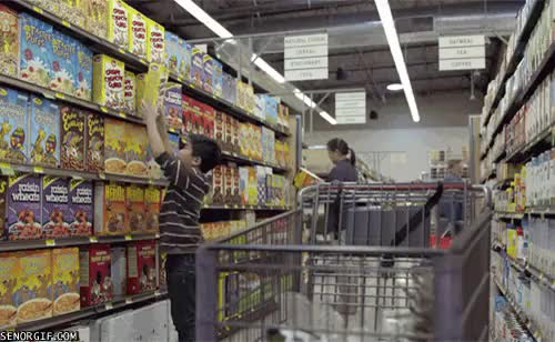 Watch and share 18 Grocery Store GIFs Worth – Wait For It – Checking Out From GifGuide GIFs on Gfycat