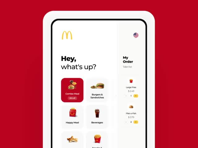 Watch and share McD-order Dr GIFs by bazookasthlm on Gfycat