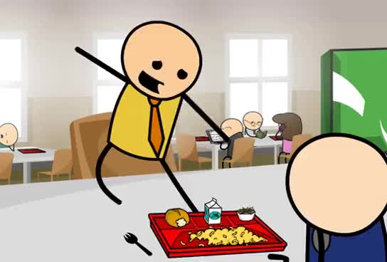Watch Cyanide & Happiness GIF on Gfycat. Discover more Cyanide, Happiness GIFs on Gfycat