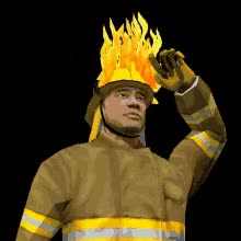 Watch and share Fireman GIFs on Gfycat