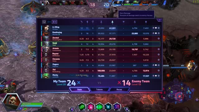 Watch and share Heroes Of The Storm 2019.12.11 - 00.22.58.02.DVR GIFs on Gfycat