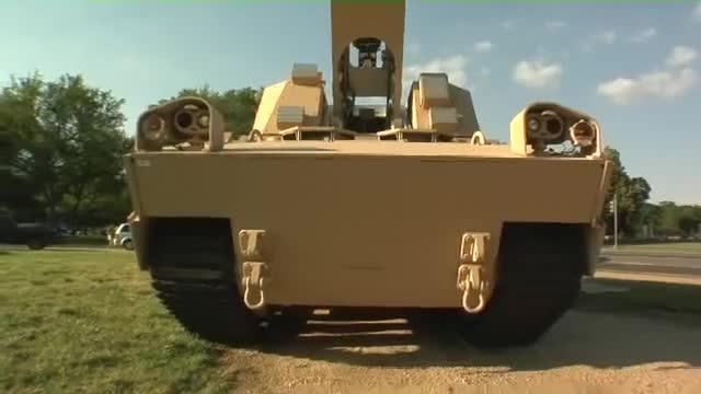combat, future, systems, FCS, P1 Vehicle Display on Washington DC Mall GIFs
