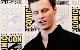 Watch and share Scream Sdcc 2015 GIFs and Will Belmont GIFs on Gfycat