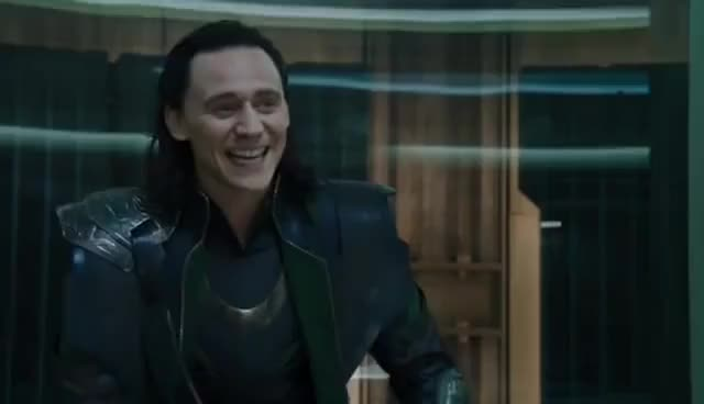 Watch this loki GIF on Gfycat. Discover more loki, marvel, marvel cinematic universe, mcu, thor, tom hiddleston GIFs on Gfycat