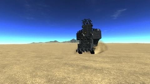 kerbalspaceprogram, Doof Wagon from Mad Max! (reddit) GIFs