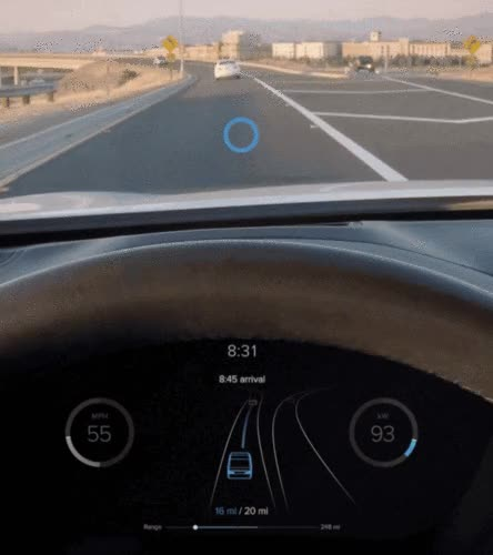 Watch and share How UI/UX Design Will Map The Future Of Self-Driving Cars GIFs on Gfycat
