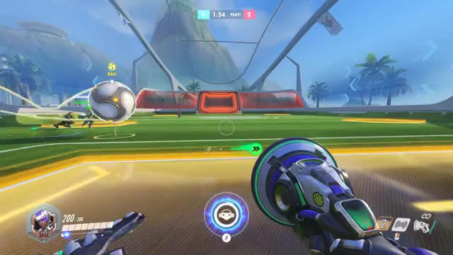 Watch and share Lucioball GIFs and Overwatch GIFs by mo0 on Gfycat