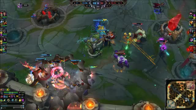 Watch and share Where Did Vayne Go?? GIFs by twiztedlee on Gfycat