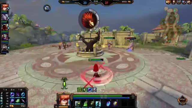 Watch and share Smite GIFs by deathmarc4 on Gfycat