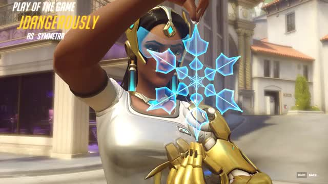 Watch and share Play Of The Game GIFs and Overwatch GIFs by JDANGEROUSLY on Gfycat